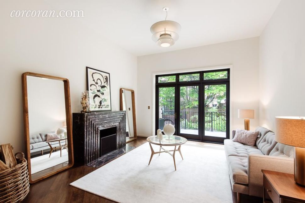 From One Francophile to Another: 'Rive-Gauche' Buyer Snags $8.45M UES Townhouse