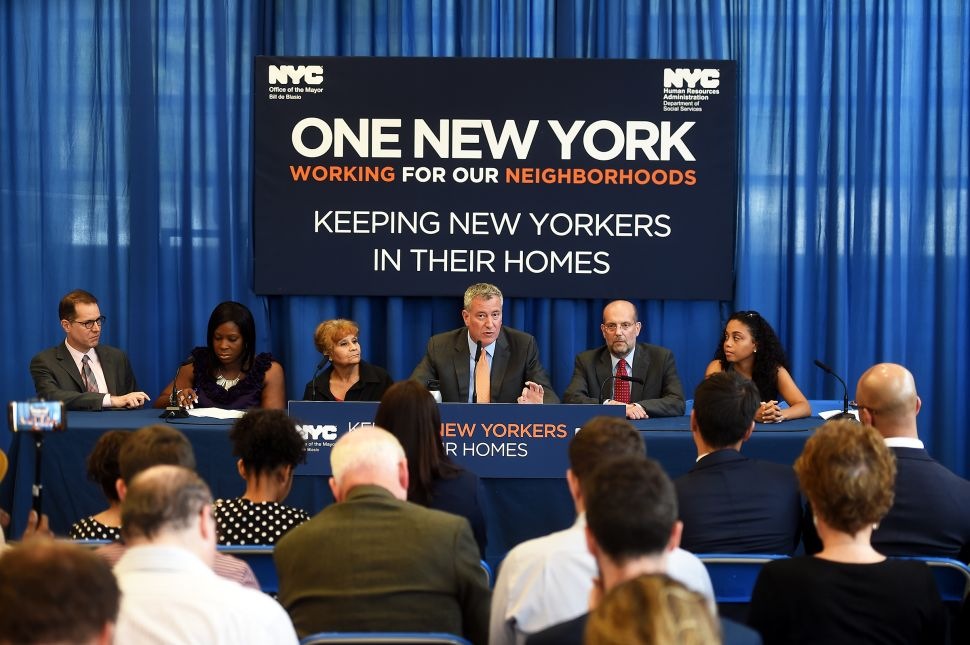More New Yorkers Facing Eviction Have Lawyers, But No Right to Counsel Yet