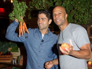 Adrian Grenier, Common (Photo by Steve Mack/FilmMagic)