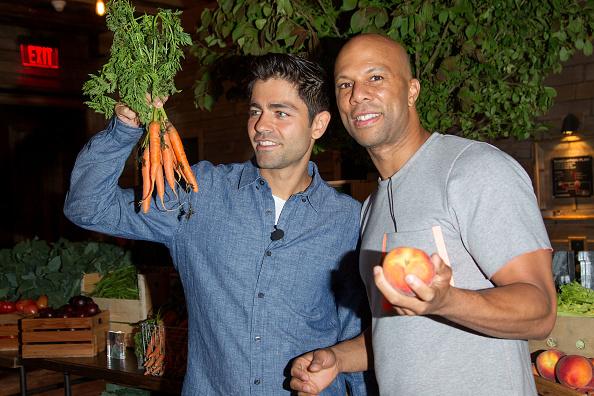 Adrian Grenier, Bobby Flay Want You to Eat Your Veggies
