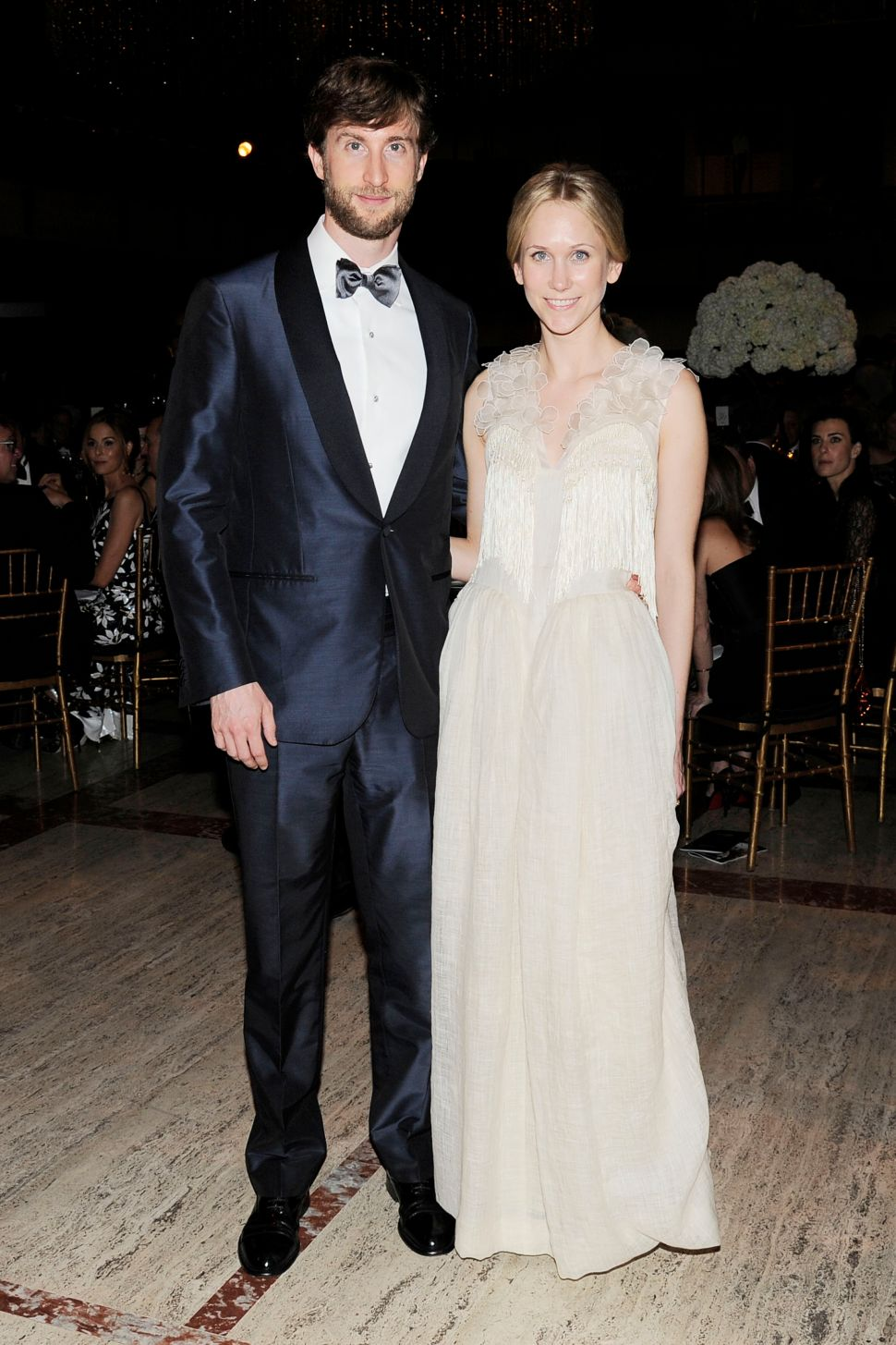 Justin and Indre Rockefeller Part Ways With Eclectic Park Avenue Home