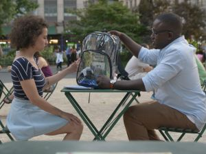 On Broad City, a Comedy Central show about Brooklynites in their 20s, Ilana is an open relationship that eventually ends because of her inability to commit.