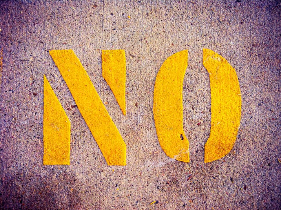 Using the 5/25 Rule to Learn to Say 'No'