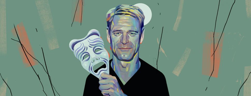 Aaron Eckhart: The Hero With at Least Two Faces