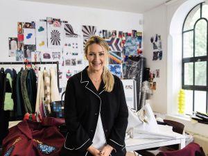 Designer Anya Hindmarch