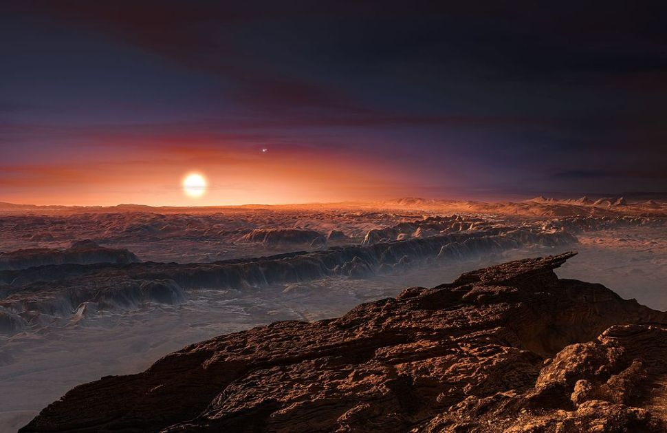 Pale Red Dot: Has a New Home for Humanity Been Discovered?