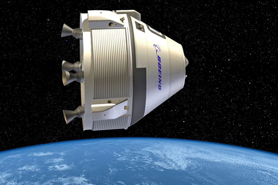 Astronauts, You Are Now Welcome to Board Boeing's New Starliner Spacecraft