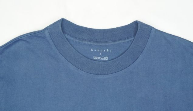 Drop by BUAISOU's Brooklyn shop and have any of your garments indigo-dyed on-site.