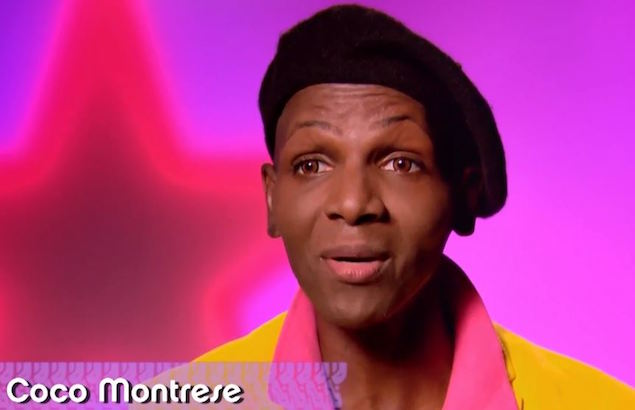 'RuPaul's Drag Race All Stars' Interview: Cuckoo for Coco Montrese