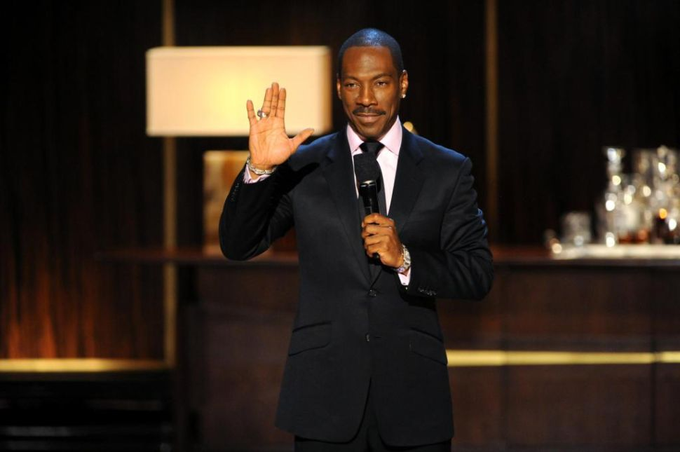 Eddie Murphy's Media Diet Will Make You Extremely Jealous
