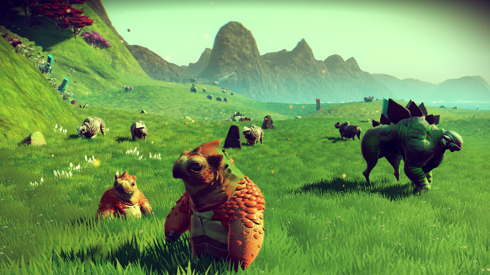 In 'No Man's Sky,' There's Something Missing From Its Quadrillion Planets