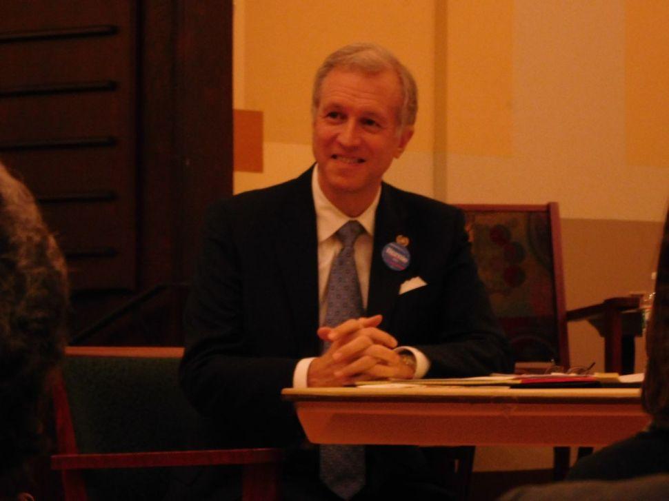 Will Bernie's Base Back a Wisniewski Gubernatorial Run in NJ?
