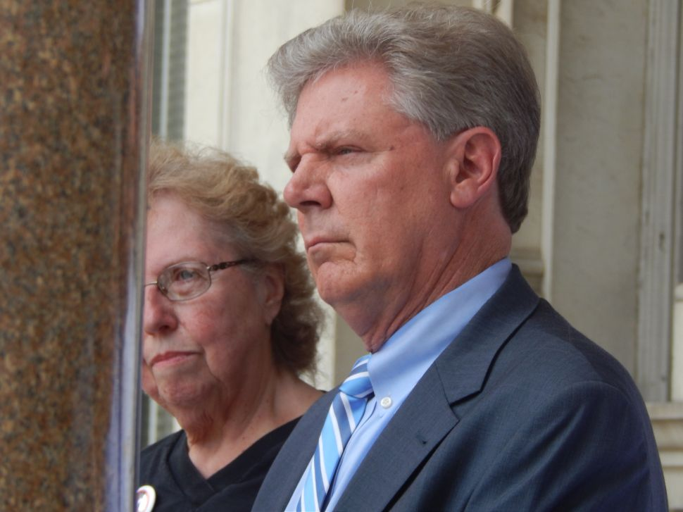 Pallone to Back Murphy for Governor