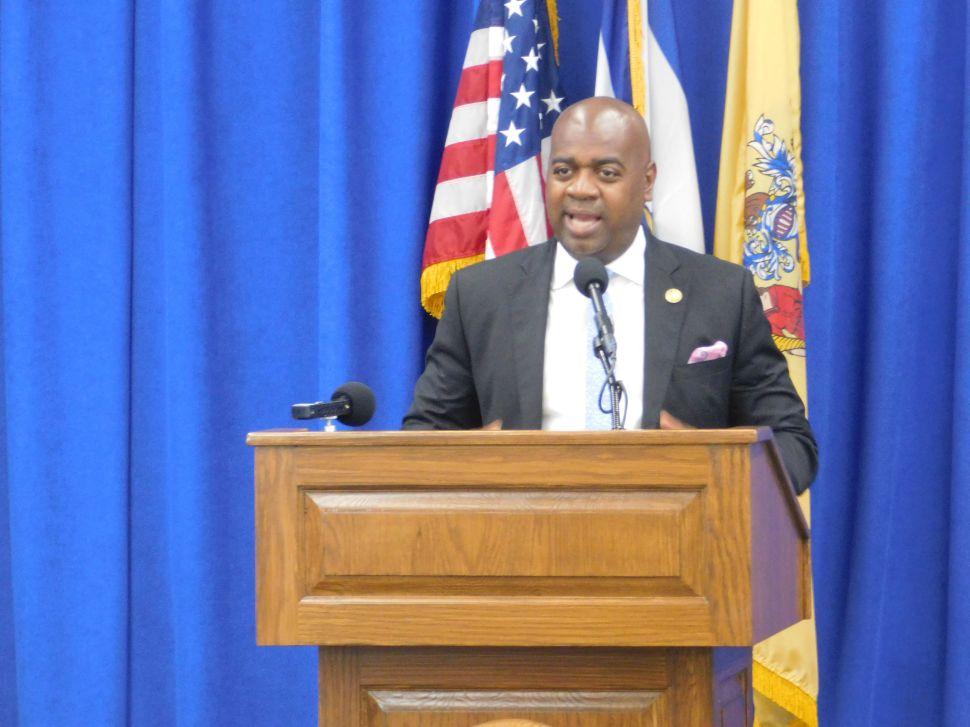 Baraka Announces '24 Hours of Peace' for Newark