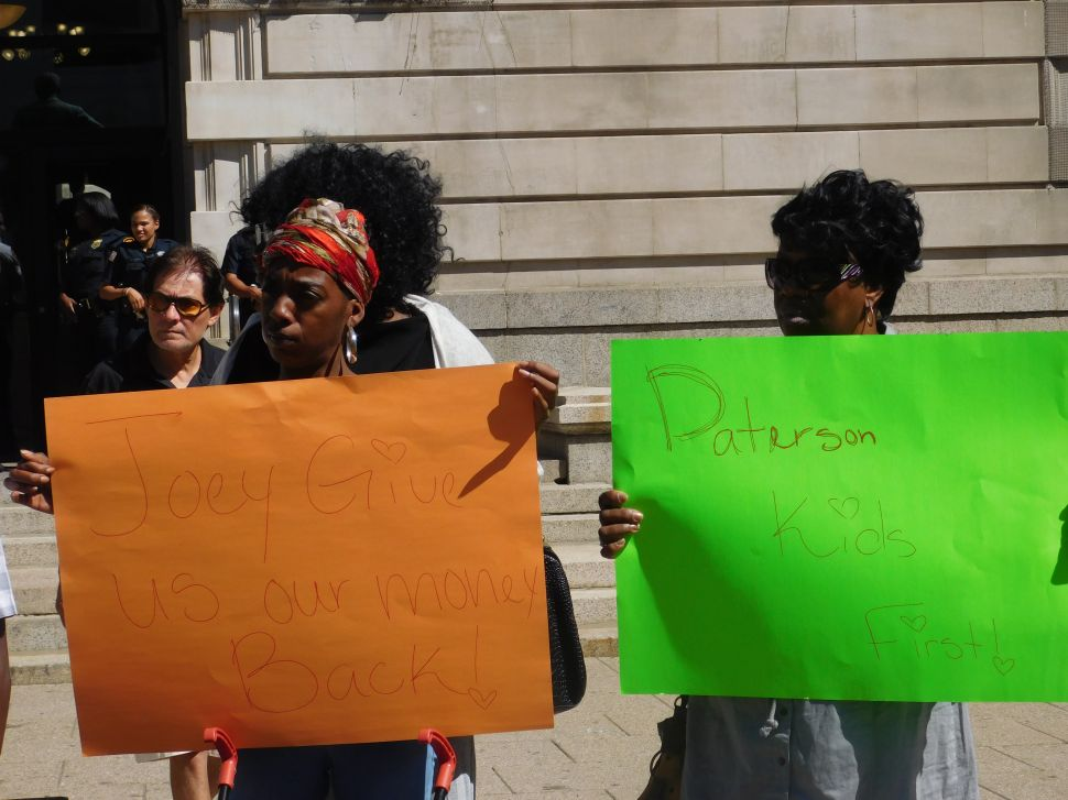 Paterson Protesters Call for Mayor Torres Recall