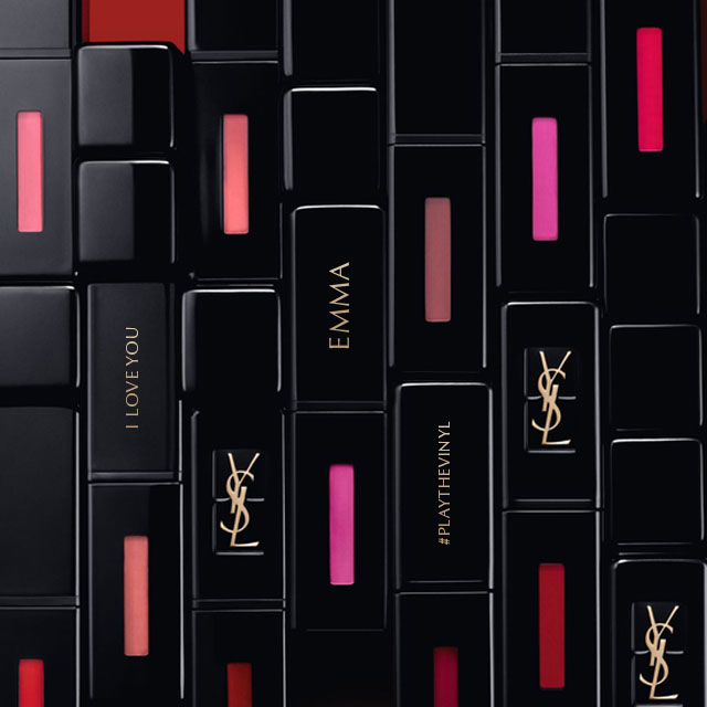 You Can Now Customize Your YSL Lipstick