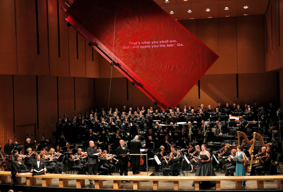 Ambitious Opera 'The Turandot Project' Is Worth the Travel Up the Hudson