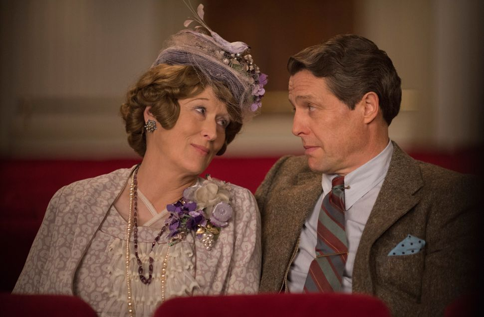 In 'Florence Foster Jenkins,' Meryl Streep and Hugh Grant Make Cluelessness a Virtue