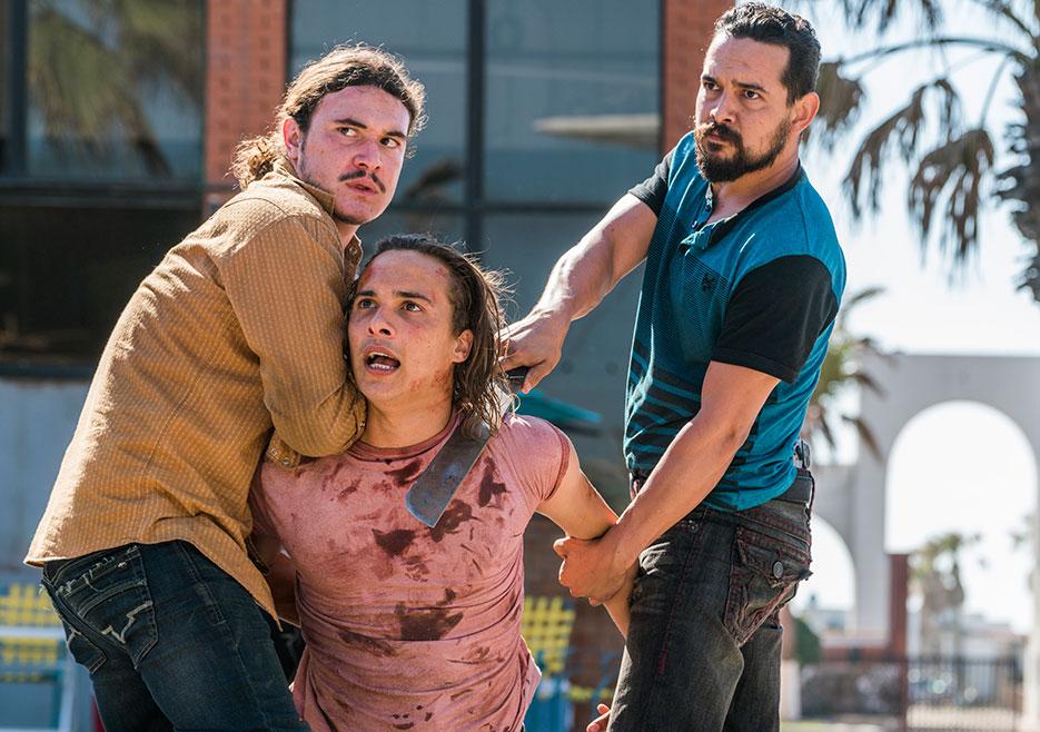 'Fear the Walking Dead' Recap 2×09: Shop Til' You Chop