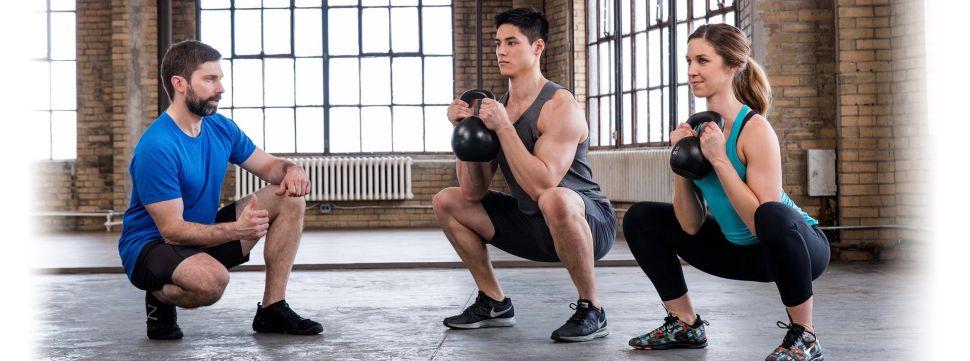 Train Like an Olympian With Advice From Their Wellness Expert