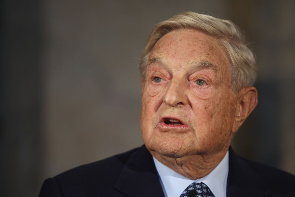 DC Leak Exposes Top Clinton Donor George Soros Manipulating Elections