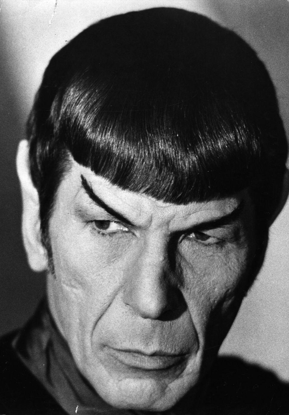 Presidential Prerequisite: Must Love Spock