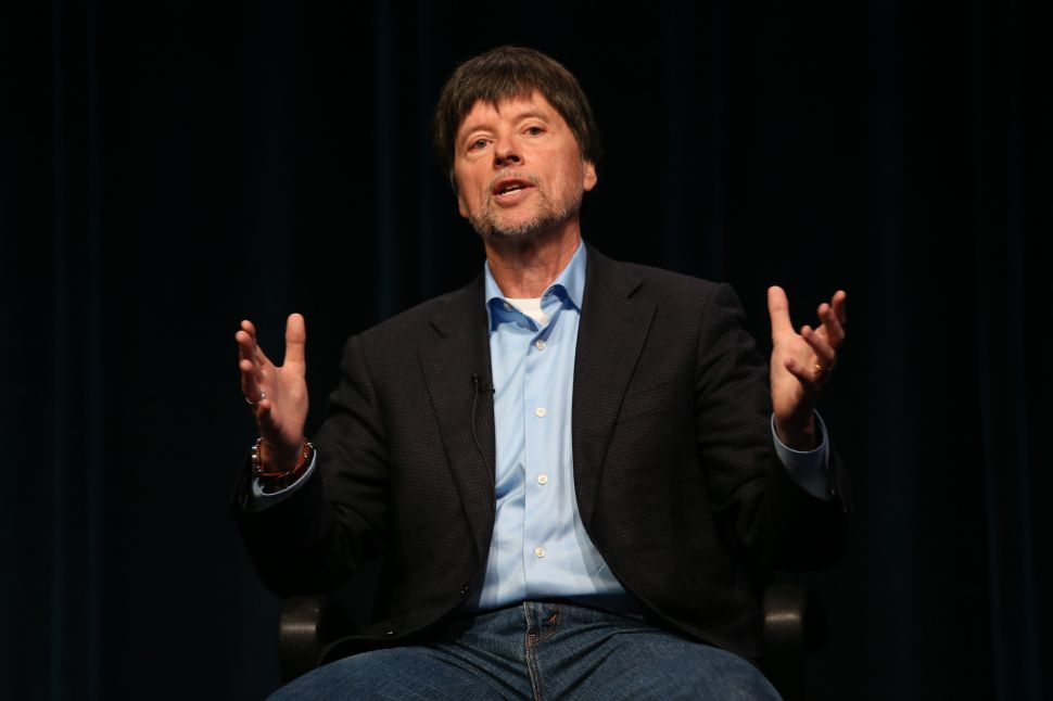 Chronically Overrated: The Ken Burns Effect