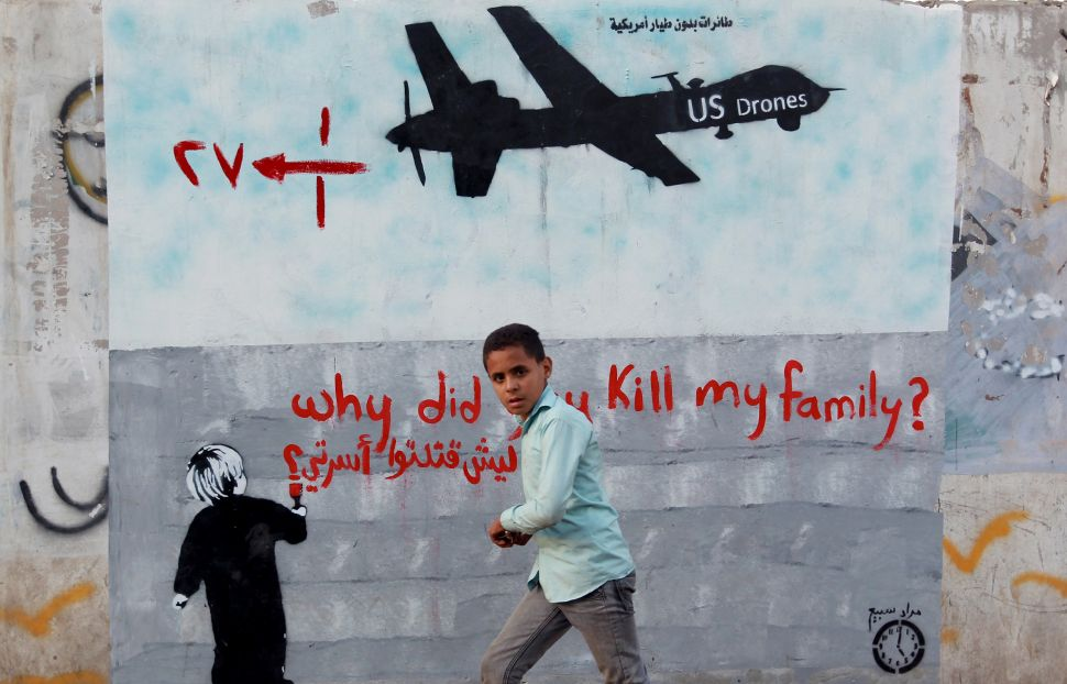 The Political Role of Drone Strikes in US Grand Strategy