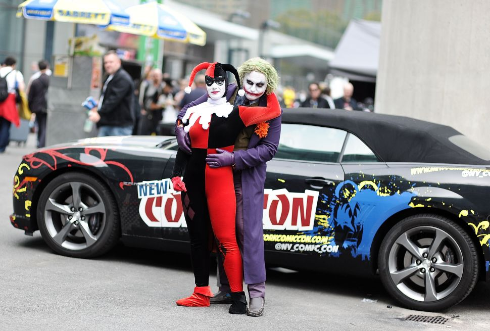 New York Comic Con Expands to Madison Square Garden