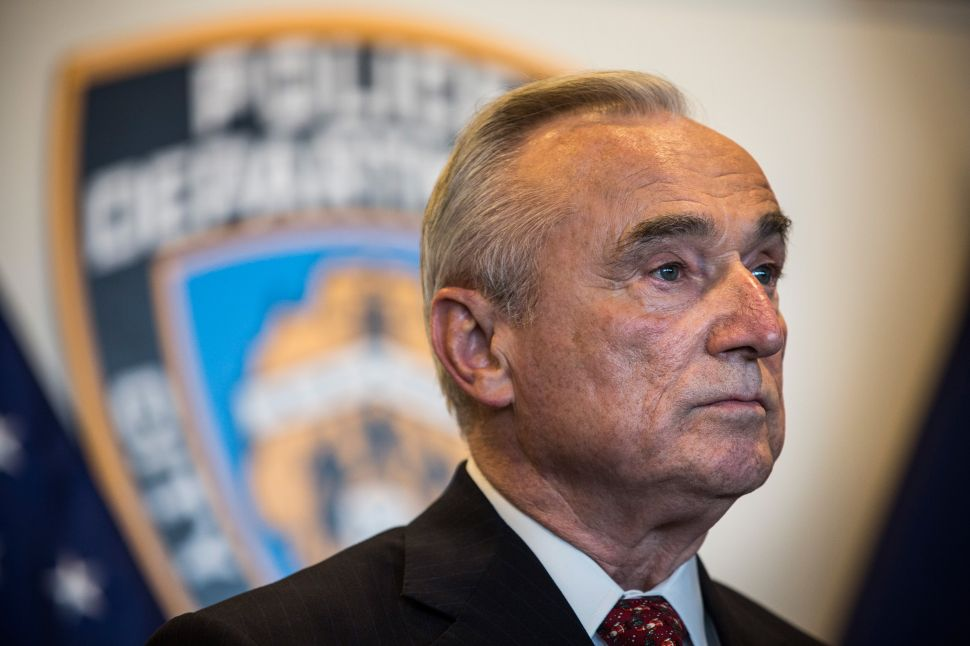 Bill Bratton on Donald Trump: I'm Afraid of What He 'Might Do'