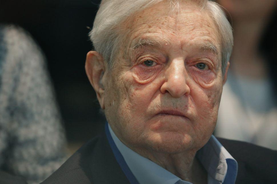 Not Shocking:George Soros Funds Progressive War on Israel