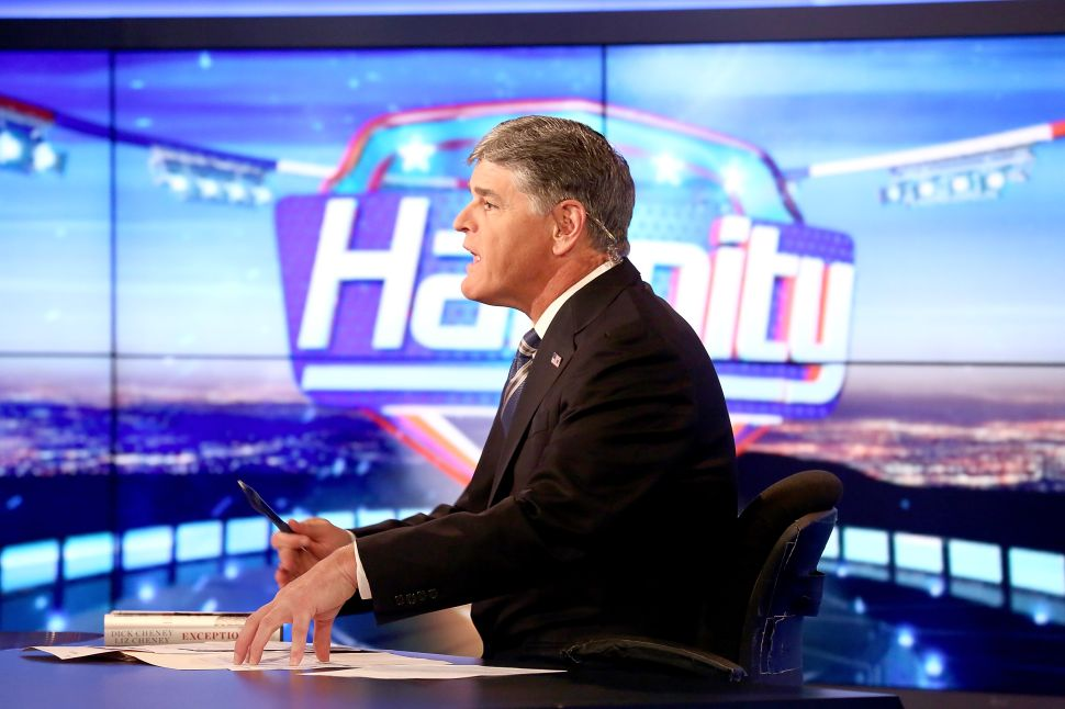 Dana Milbank Is Even More Irritating Than Sean Hannity. Is That Even Possible?