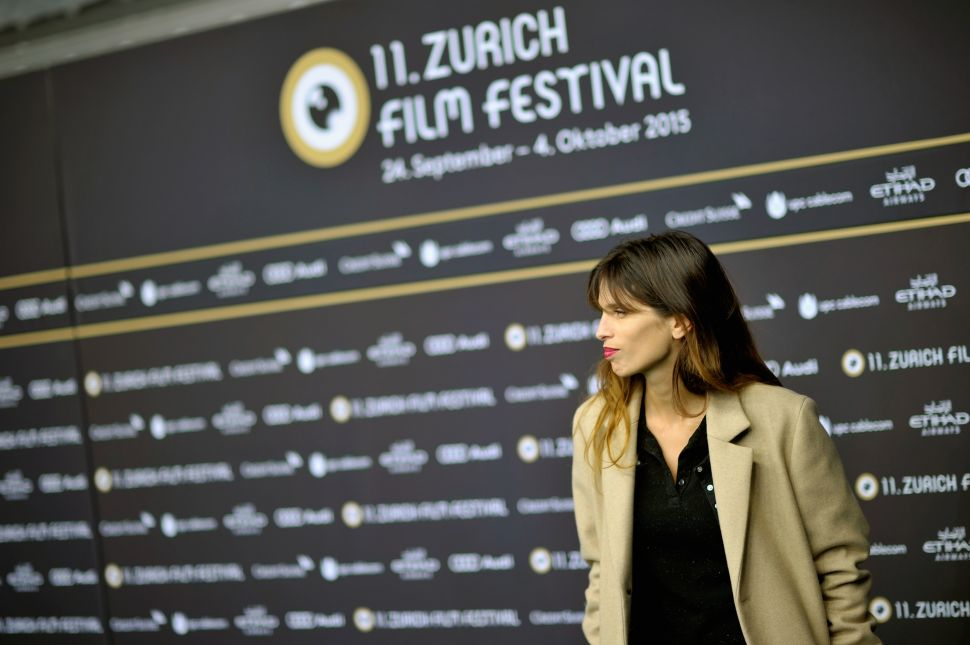 French Director Maiwenn Talks Bringing Female Gaze to Director's Chair in 'Mon Roi'
