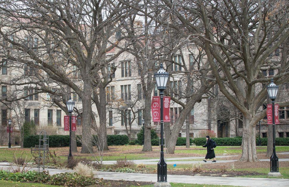 Bravo to the University of Chicago