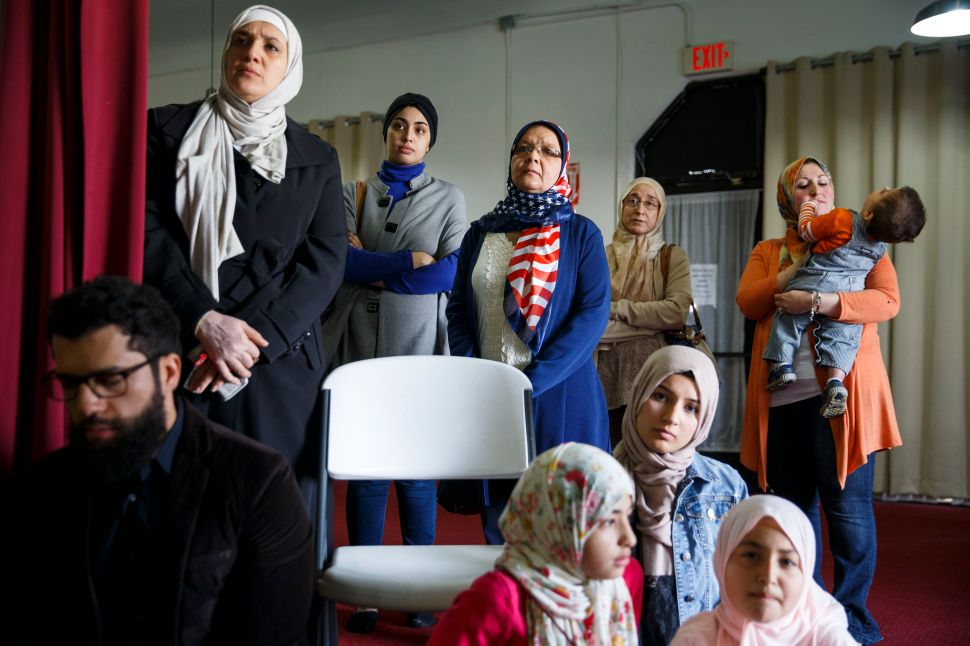 A Rising Number of Muslims Suffer From PTSD (Post-Trump Stress Disorder)