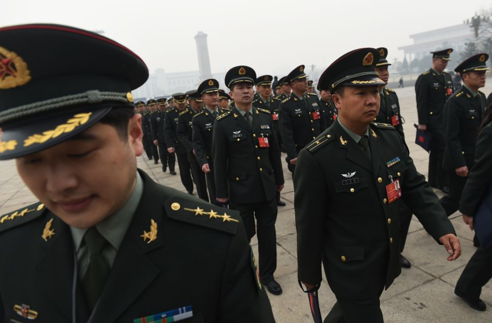 Why the West Must Stop China