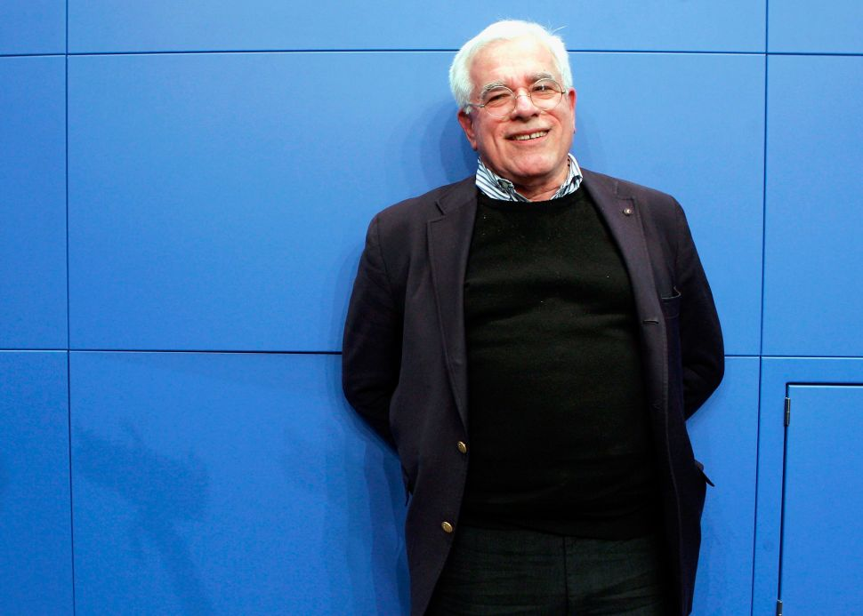 Architect Peter Eisenman Is Leaving Greenwich Village for Midtown