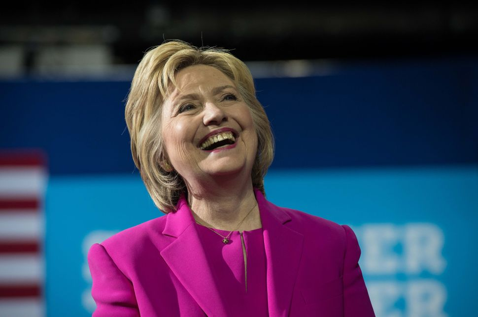 How Much Corruption Can Clinton Laugh Off?