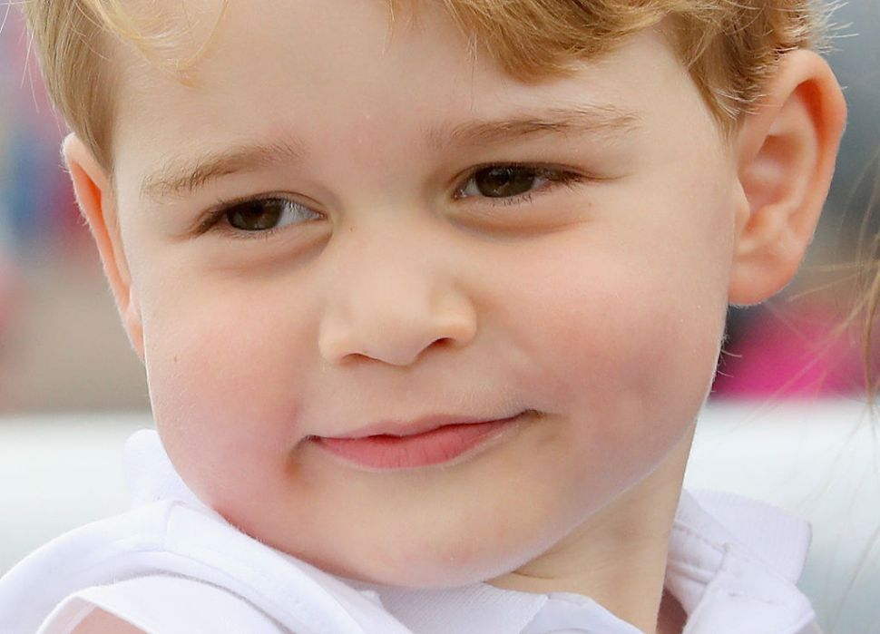 Does Prince George Have a New Nanny?