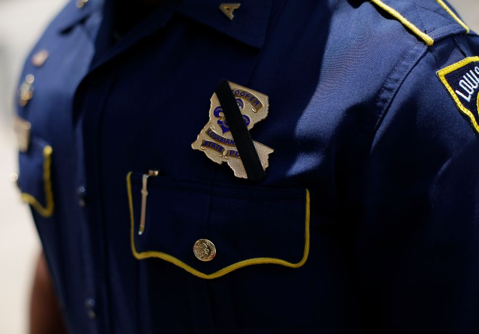Why It's Harder to Be a Cop Now Than Ever Before