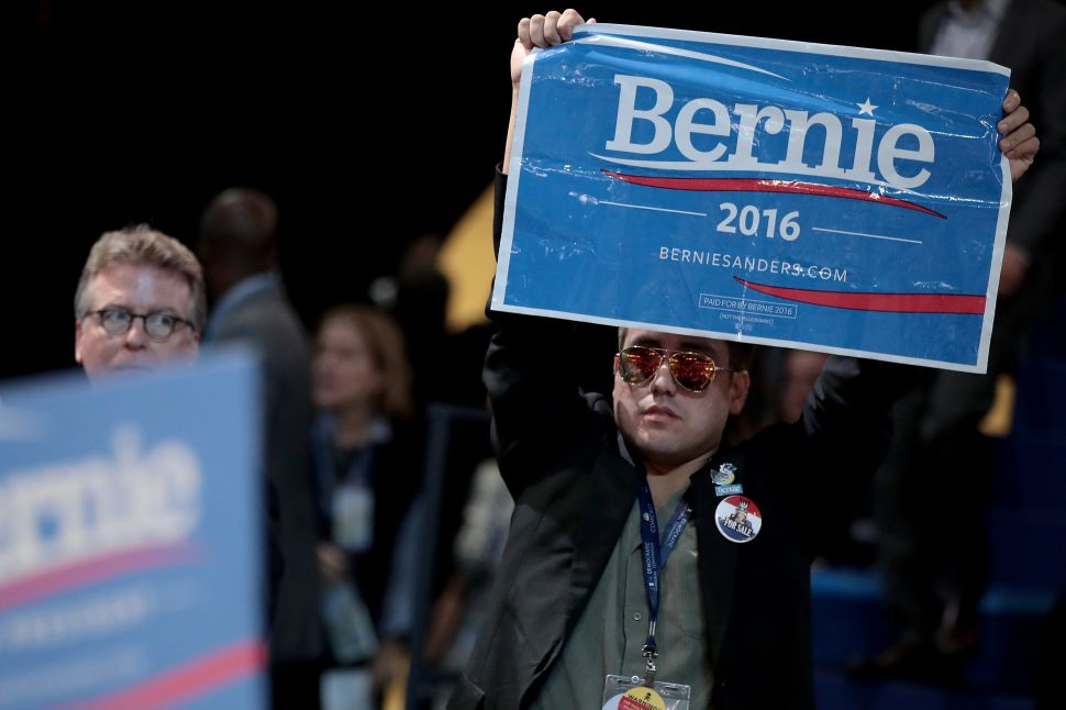 This Political Consultant Made Millions Off of Sanders' Campaign