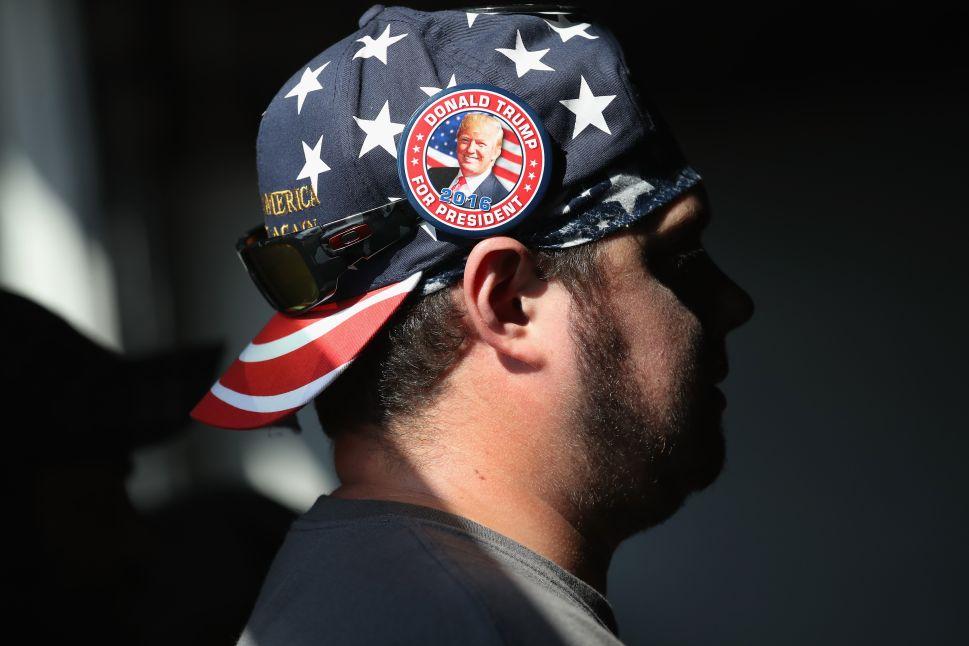 Wet, Hot American Dumber: Donald Trump's GOP
