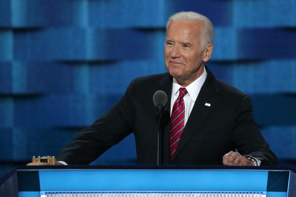 Wasserman Schultz's Primary Challenger Petitions Joe Biden to Rescind Endorsement