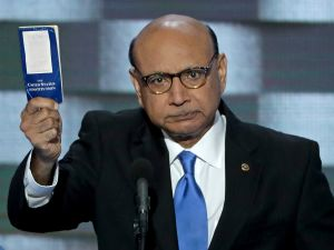 Muslim issues were at the forefront of the 2016 election, especially when Khizr Khan spoke at the Democratic National Convention.