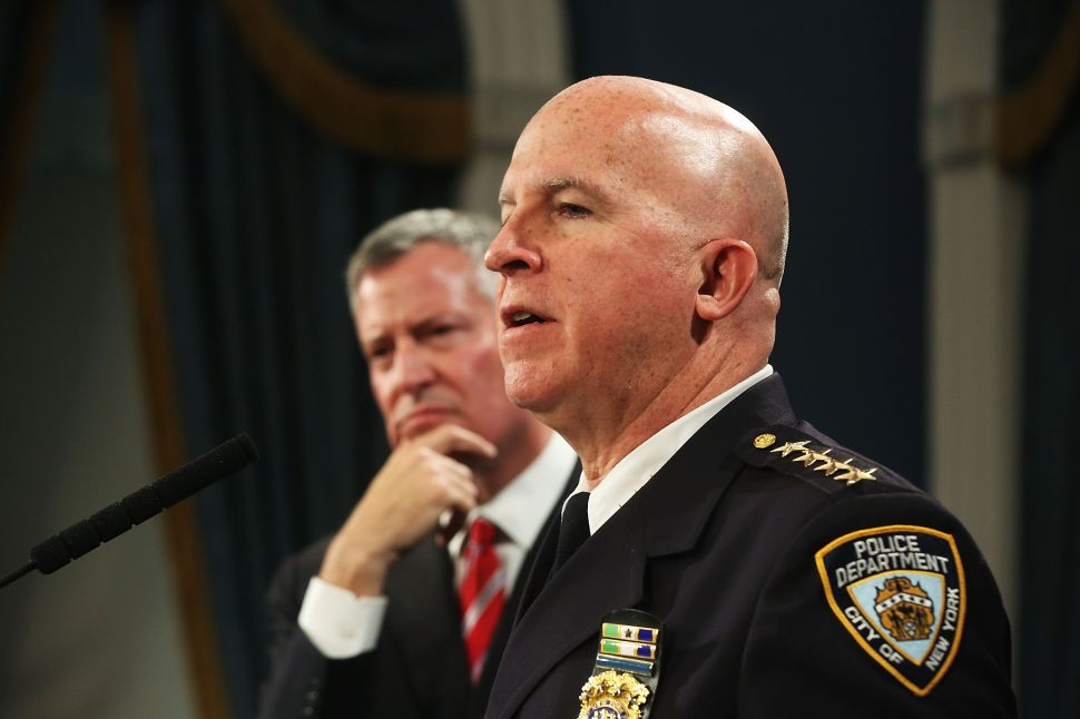 NYPD Commissioner Won't March in Puerto Rican Day Parade Because of Oscar López Rivera