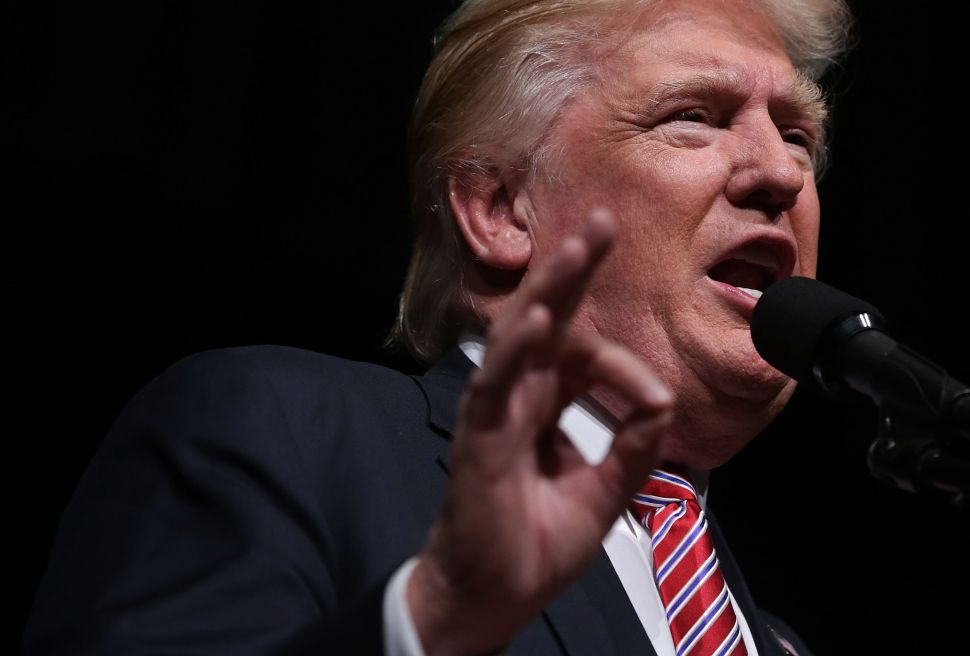 Ultimate Media Privilege: Hillary's Crimes Versus Trump's Mouth