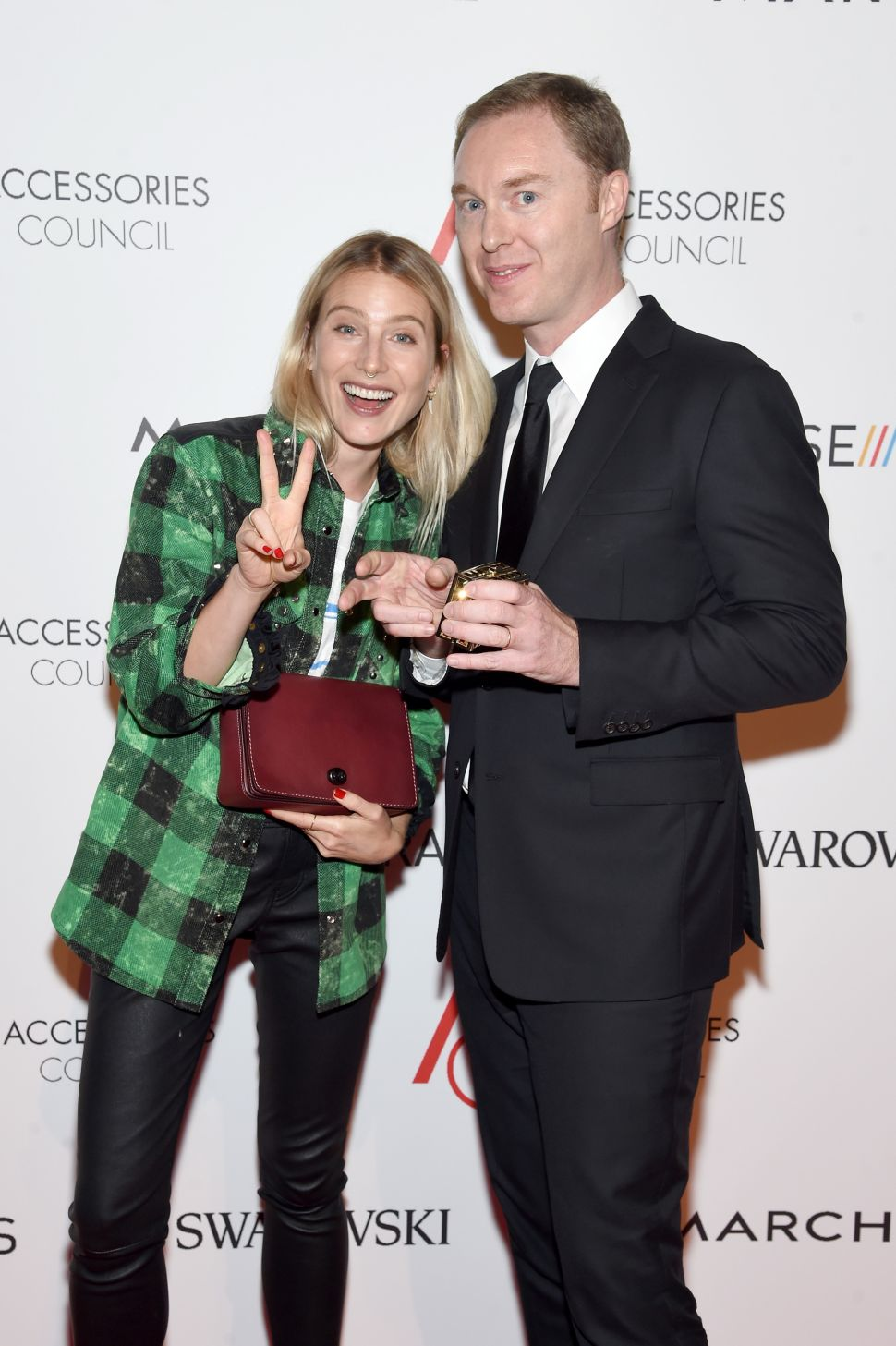 Fashion World Luminaries Converged at the 20th Annual ACE Awards