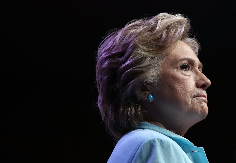 Think Tank Smells Like Corporate Money for Clinton