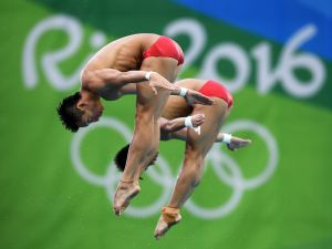 6. Olympics It's always a big deal when the Olympics take place, and the 2016 Rio summer games were no exception. This year, the games were even broadcast in virtual reality.