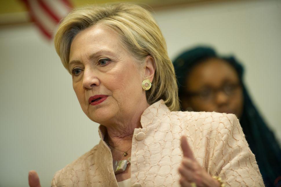 Some Labor Unions Refuse to Join Establishment Praise of Clinton